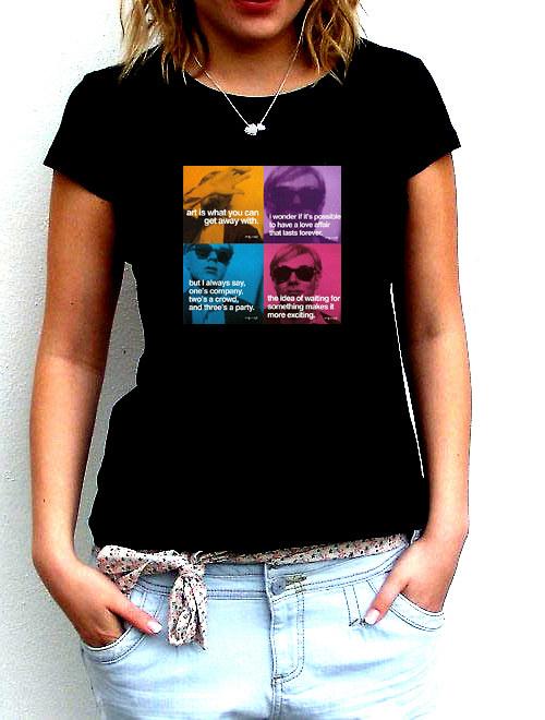 Dámské tričko,,Andy W,,