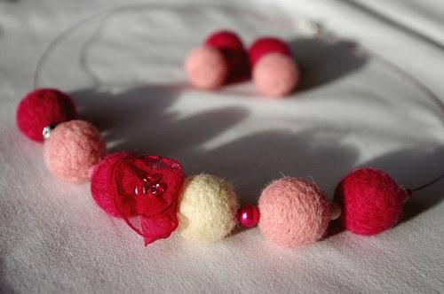 Růžové sladké