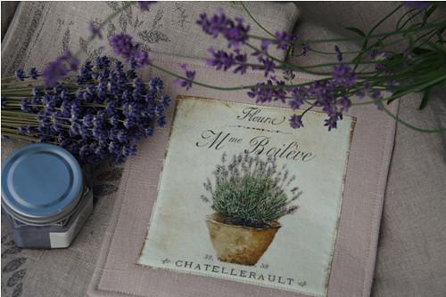 Podkafíčko Lavender II