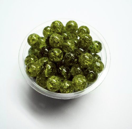 Práskačky zelené (10 ks)
