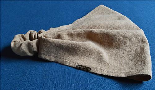 Lněný šátek, čelenka, bandana,.......