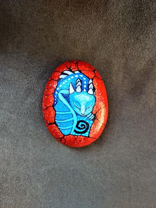 Dračí vejce 6 cm