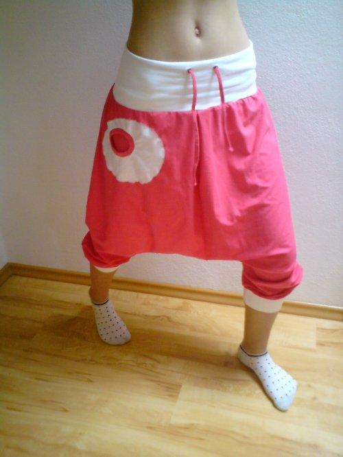 Turecké kalhoty