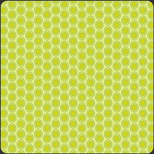 Látka Oval Elements Green Apple 902
