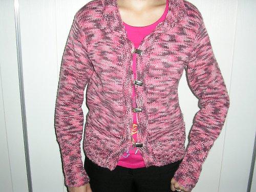 Pletený dámský svetr