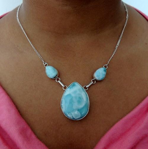 Luxusní náhrdelník 1.
