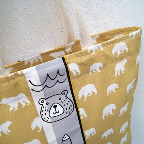 Velká taška Polar bear