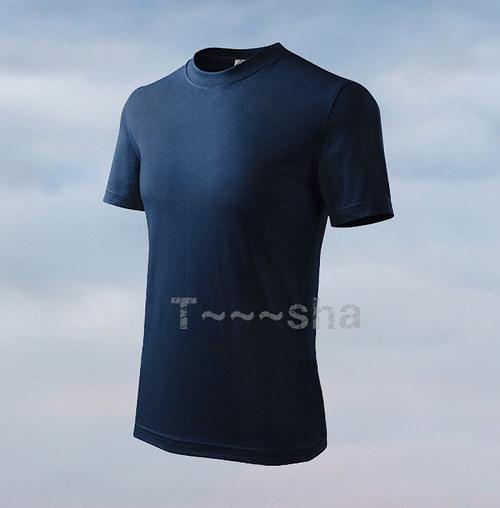 Pánské triko tmavě modré
