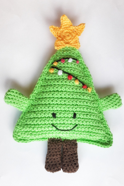 Vánoční stromek do ruky