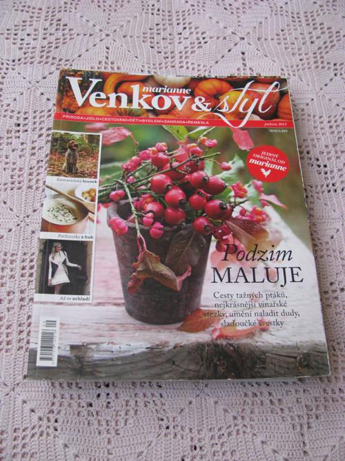 Venkov & styl, Marianne