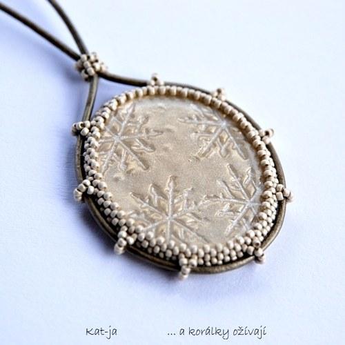 Sněžný medailon