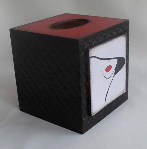 Krabička na kapesníky