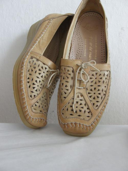 boty na klínku
