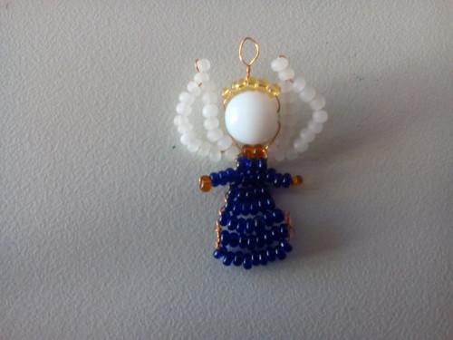 Andělíček - modrý