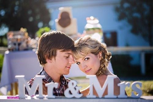 Mr&Mrs - 10 cm