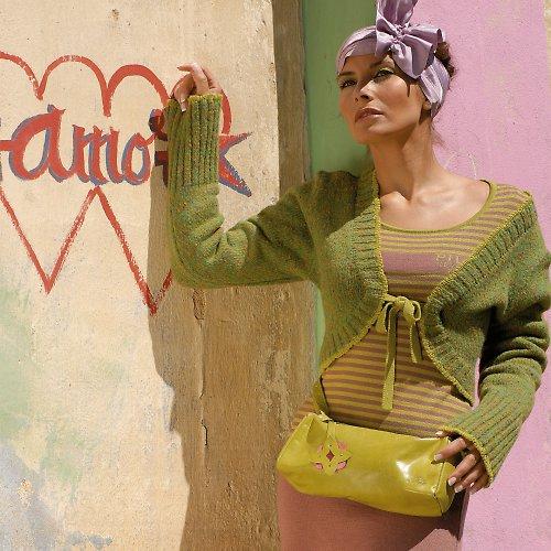 pulover PILAR-KR.RUKÁV kolekce CUBA LIBRE