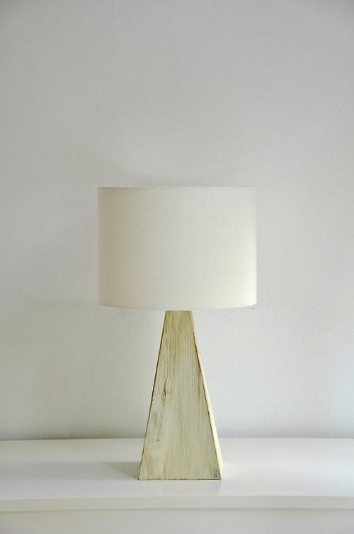 Stínítko na lampu Smetanové - stolní/stropní