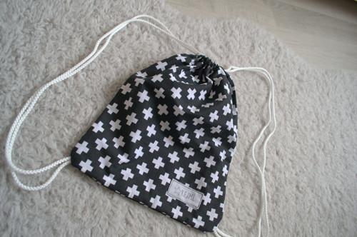 Bavlněný batůžek - vak