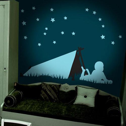 Stanování pod hvězdami