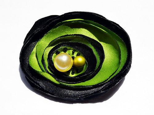 Zelenočerná růže