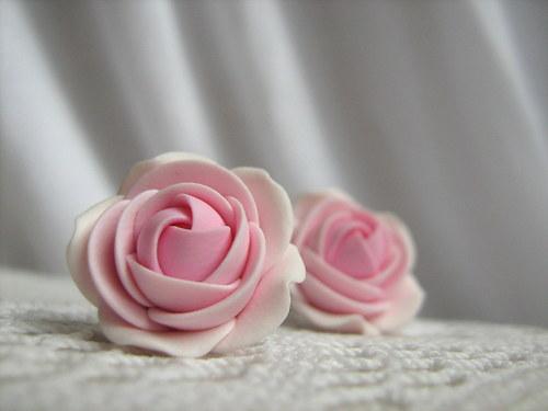 Rose, náušnice