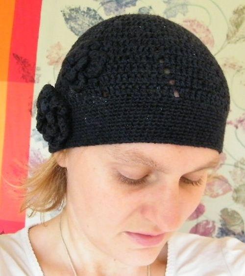 Černá čapka