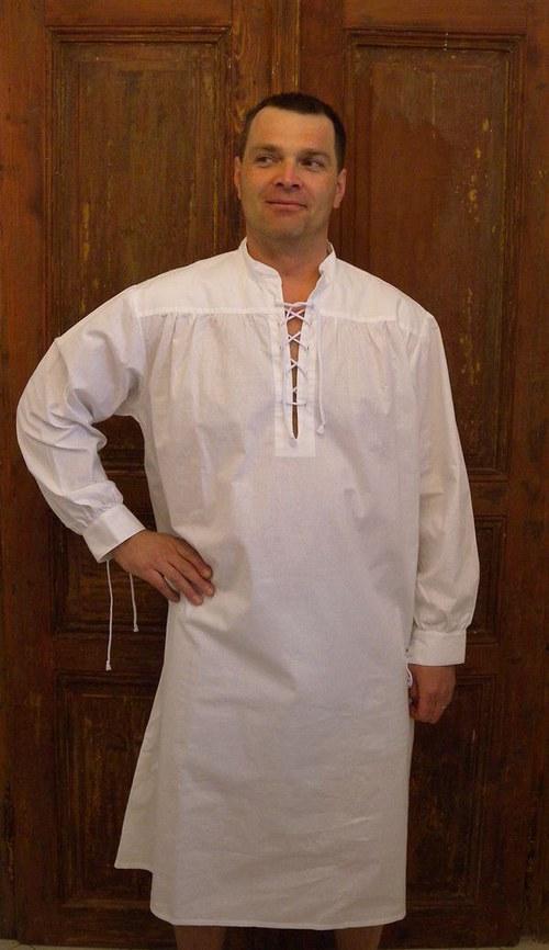 Pánská noční košile Mušketýr