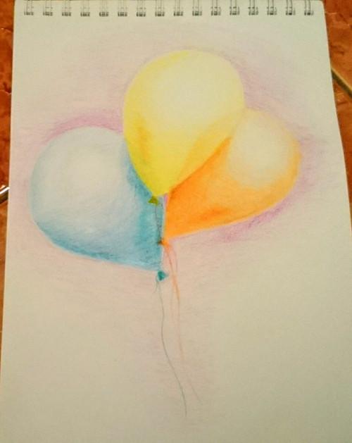 Balonky pro krásný den