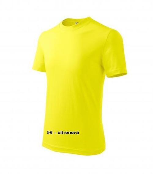 Dětské tričko Adler Basic 138 – NA OBJEDNÁVKU