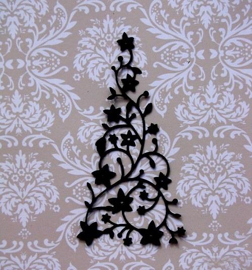 Kvetoucí stromeček (špičatý)