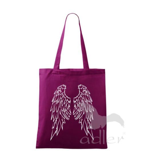Taška s křídly