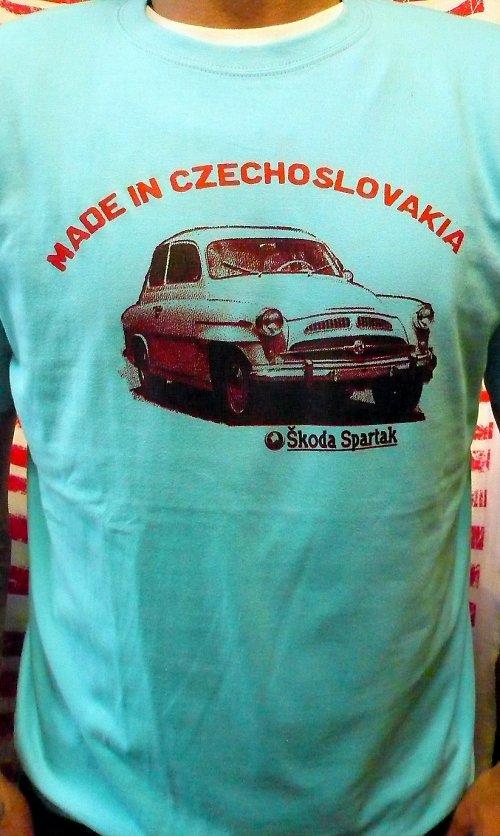 Škoda Spartak Made in Czechoslovakia