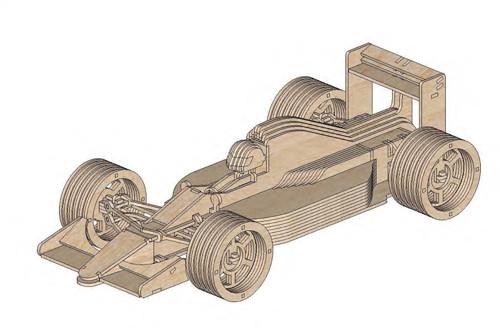 Modely aut   FORMULE 1