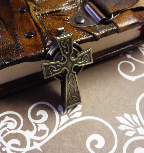 Vintage hodinky kříž
