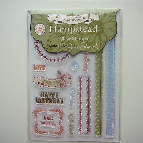 Razítka Hampstead
