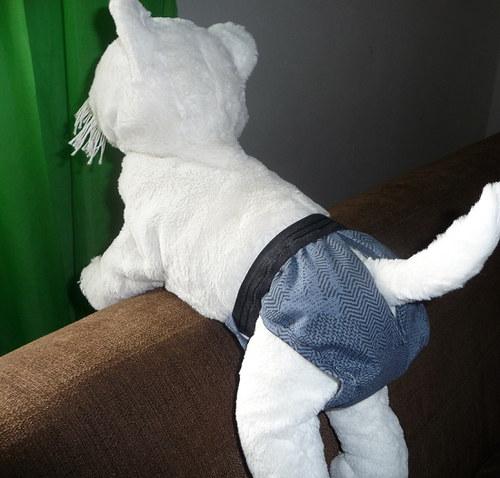 Hárací kalhotky pro psí slečny 2