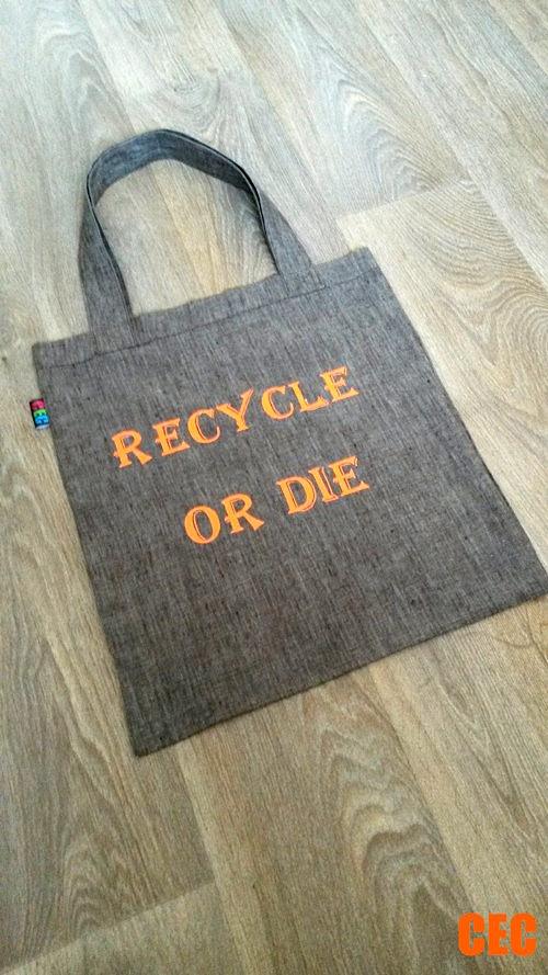 Recycle nákupní taška