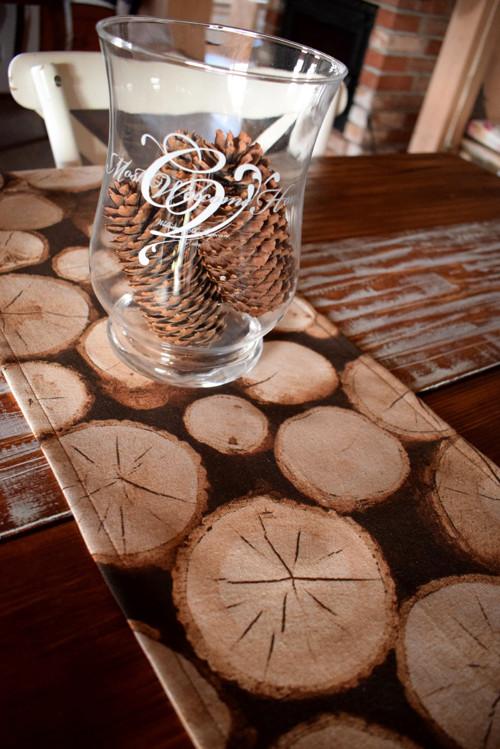 Běhoun - dřevo