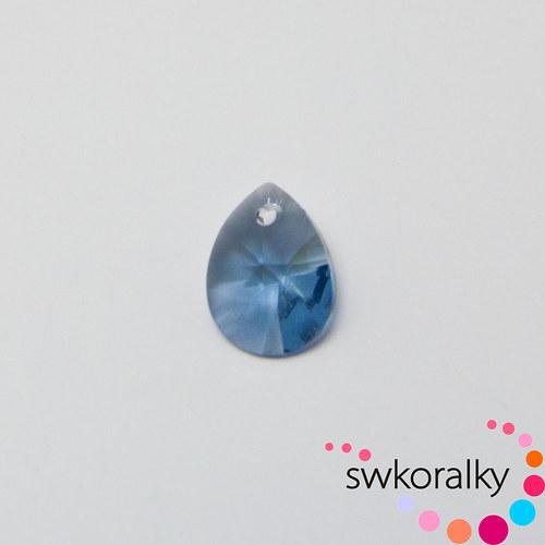 HRUŠTIČKA 12 mm SWAROVSKI ® ELEMENTS denim blue