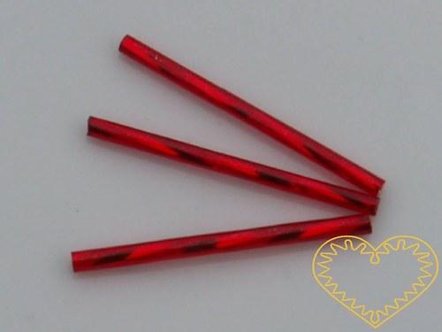 Červený rokajl - čípky - 3,5 cm - 20 g