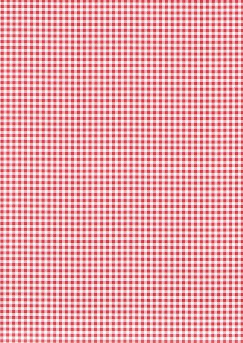 Fotokarton A4 kostky červené