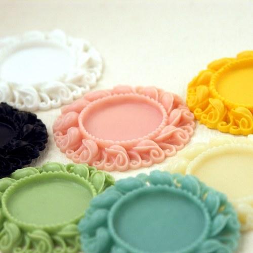Pryskyřicová lůžka 9 barev