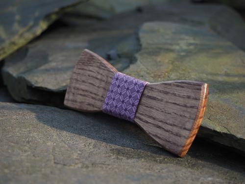 Dřevěný motýlek / No.103