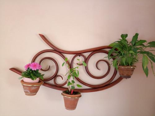 Dekorace- držák na květináče