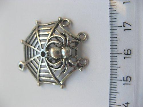 Pavouk v pavučině - komponent