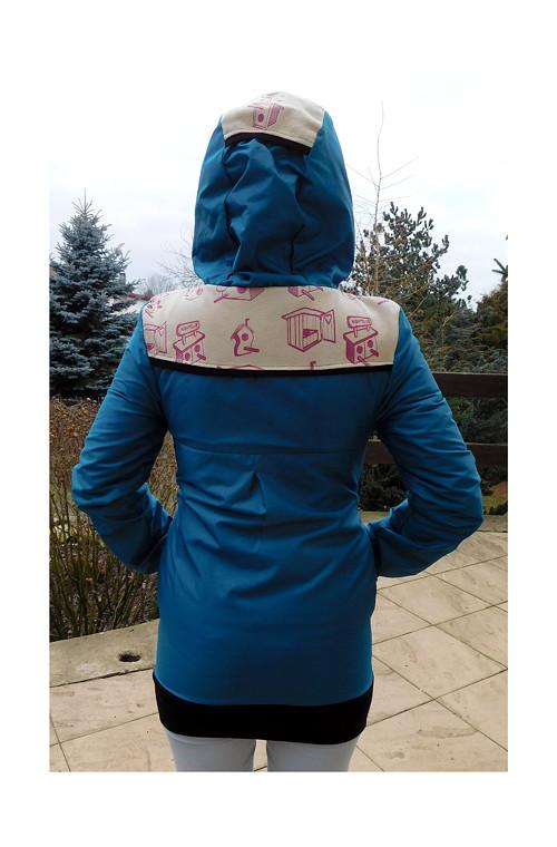 Zimní bunda PTAČÍ SVĚT (XS)