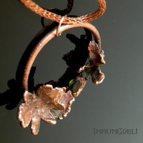 Primavera * jarní talisman * náhrdelník