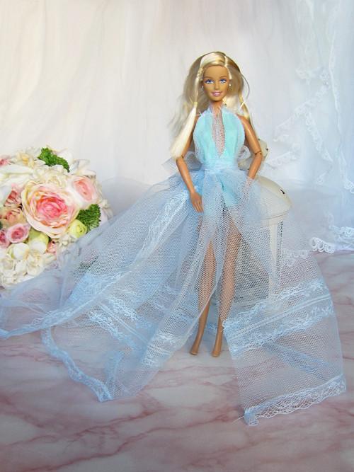 Barbie vílí šaty