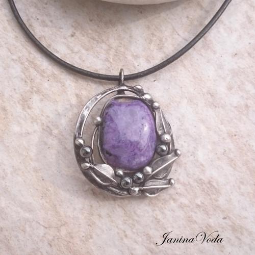 Tamara náhrdelník ( čaroit )