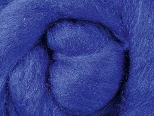 Česanec Merino Blue 20 g